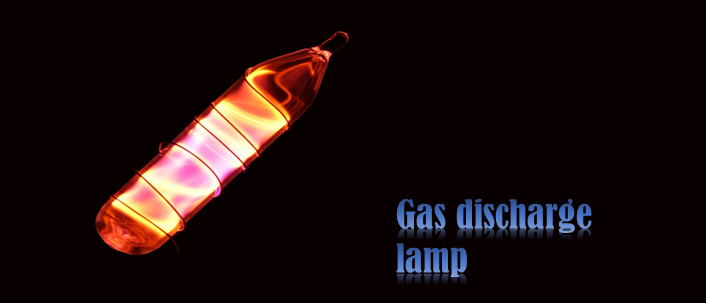 gas discharge lamp